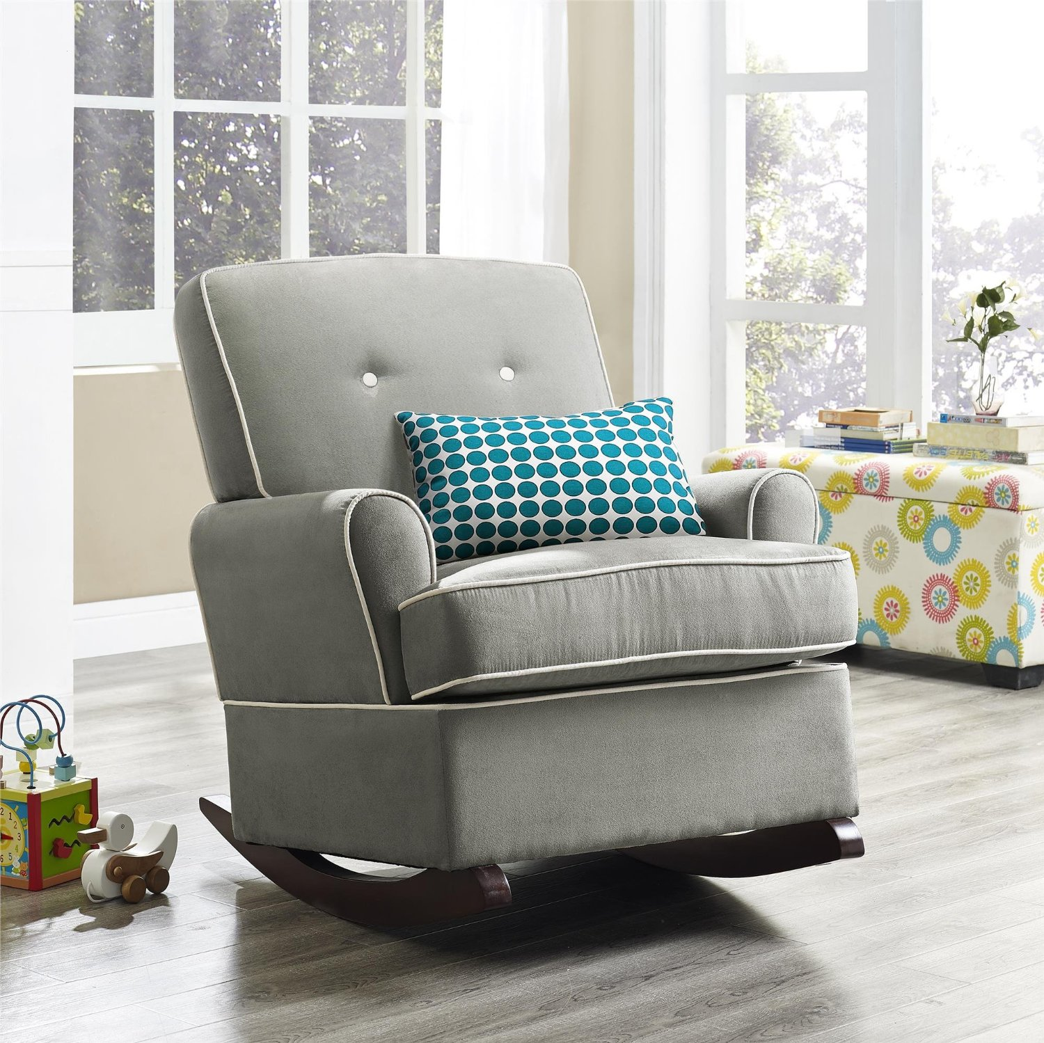 The Best Upholstered Rocking Chair 2017 Best Rocking Chairs